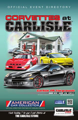 2012 Corvettes at Carlisle